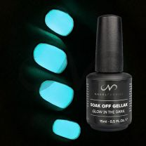 Soak Off Gellak Glow In The Dark