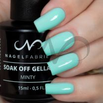 Soak Off Gellak Minty 15 ml