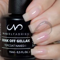 Gellak Topcoat Naked I
