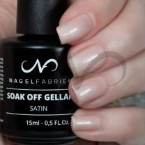 Soak Off Gellak Satin