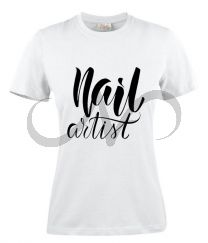 T-shirt Nail Artist Slim Fit