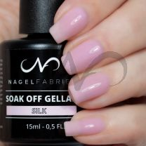 Soak Off Gellak Silk 15 ml
