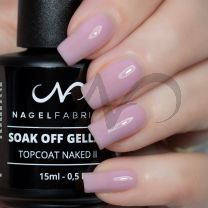 Gellak Topcoat Naked II