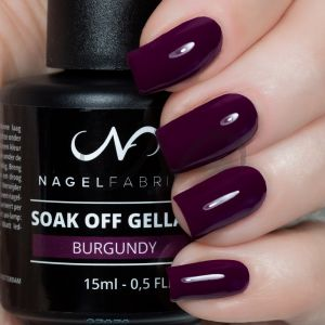 Gellak Burgundy 15 ml