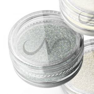 Mirror Chrome Pigment Silver
