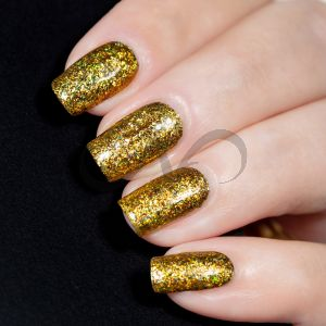 Foil Chrome Gold