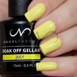 Soak Off Gellak July 15 ml