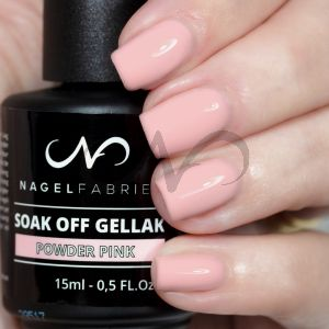 Gellak Powder Pink 15 ml