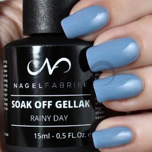 Soak Off Gellak Rainy Day 15 ml