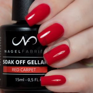 Soak Off Gellak Red Carpet 15 ml
