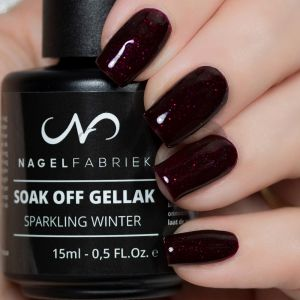 Soak Off Gellak Sparkling Winter 15 ml