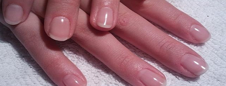 Soak Off Gellak French Manicure