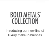 New | Real Techniques Bold Metals Collectie