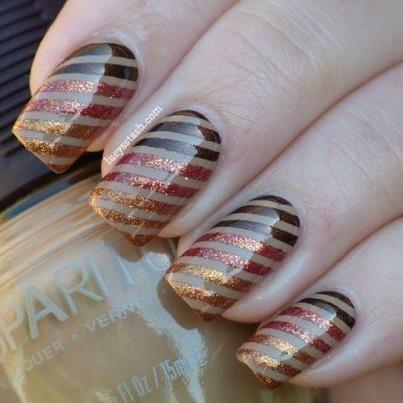 streepjes-nail-art
