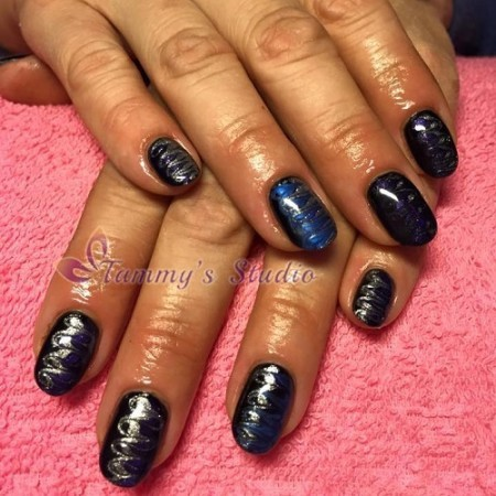 Nail Art met Soak Off Gellak - Tammy's Studio