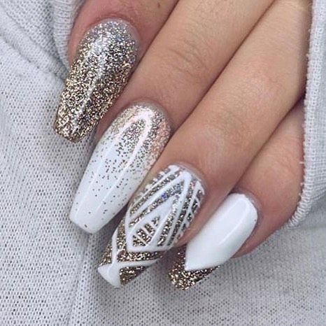 Winter Nail Art Inspiratie Nagelfabriek