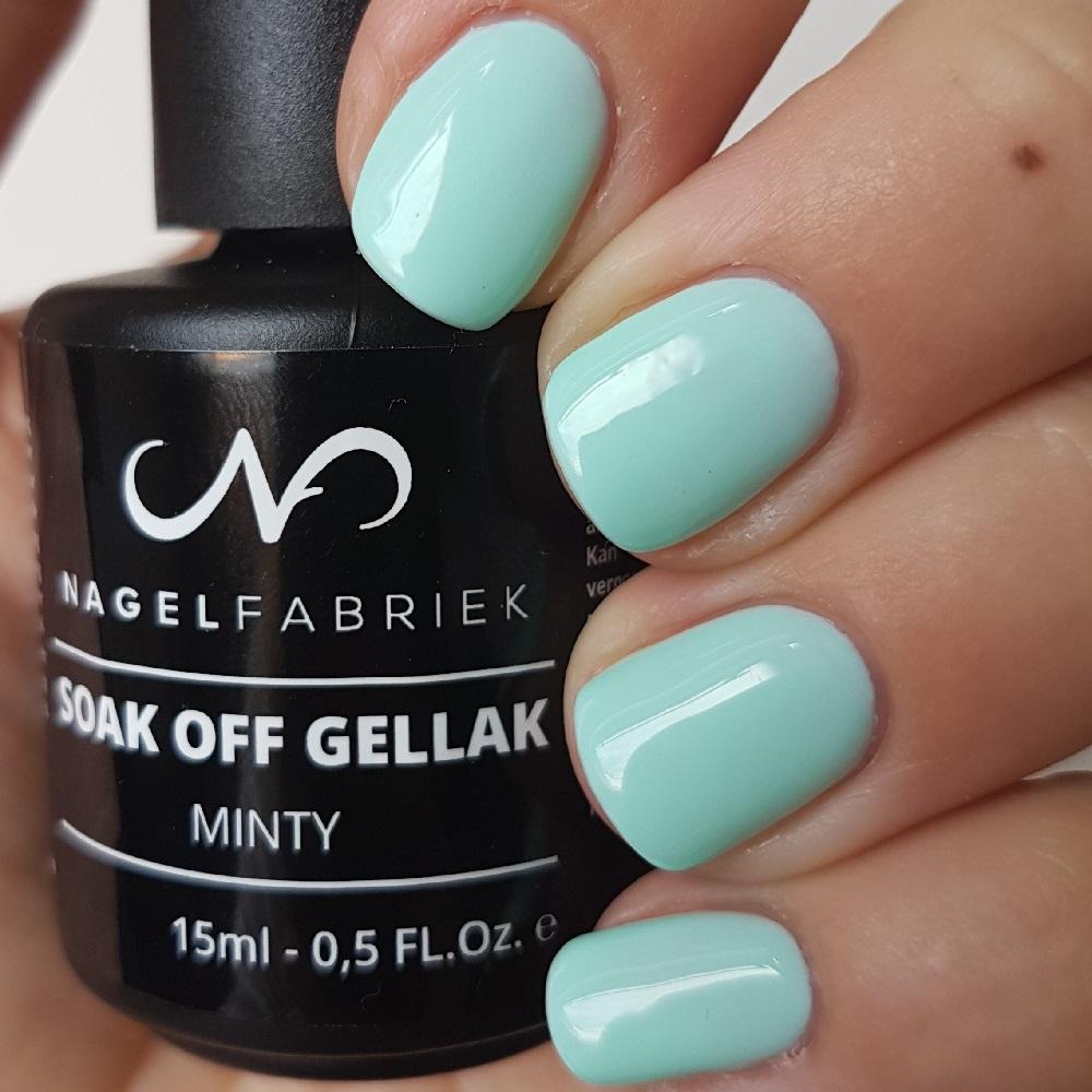 Minty Gellak