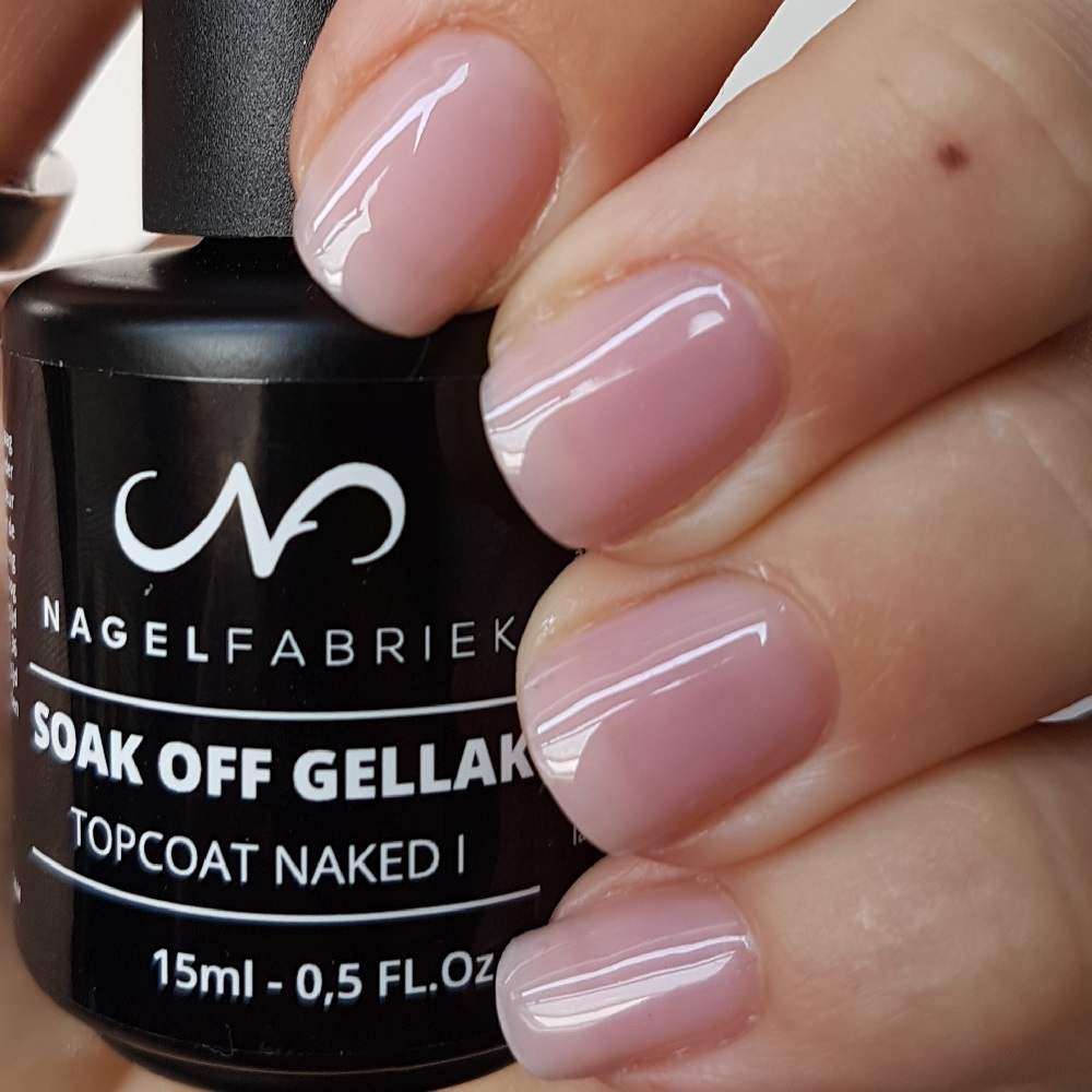 Topcoat Naked I Gellak
