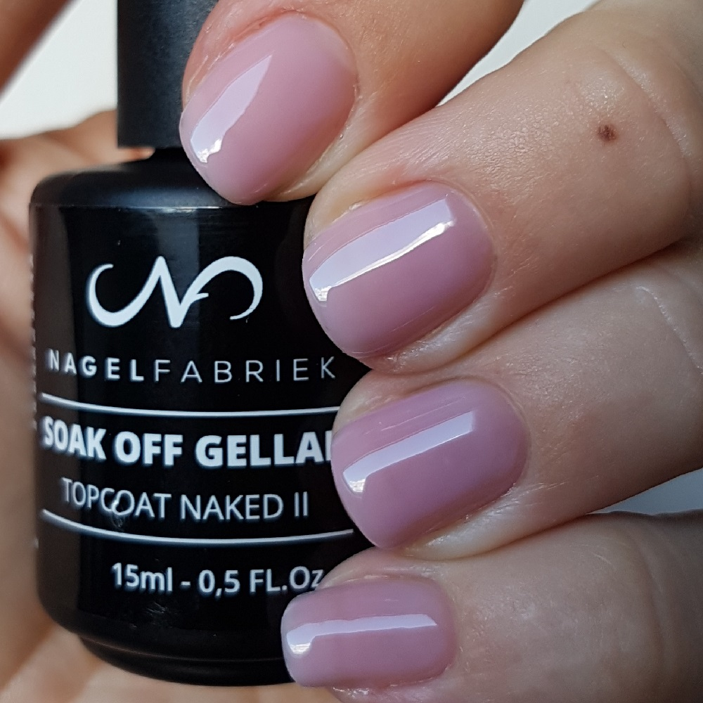 Topcoat Naked II Gellak