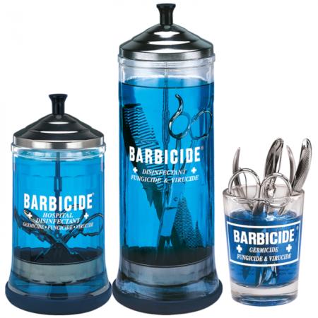 Nieuw Merk: Barbicide